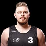 Profile of Aleksandr Antonikovskii